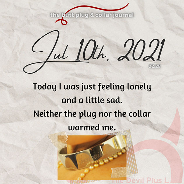The Butt Plug & Collar Journal 10