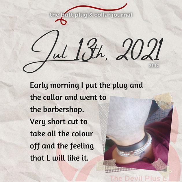 The Butt Plug & Collar Journal 13